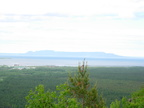 Sleeping Giant from Mt. McKay